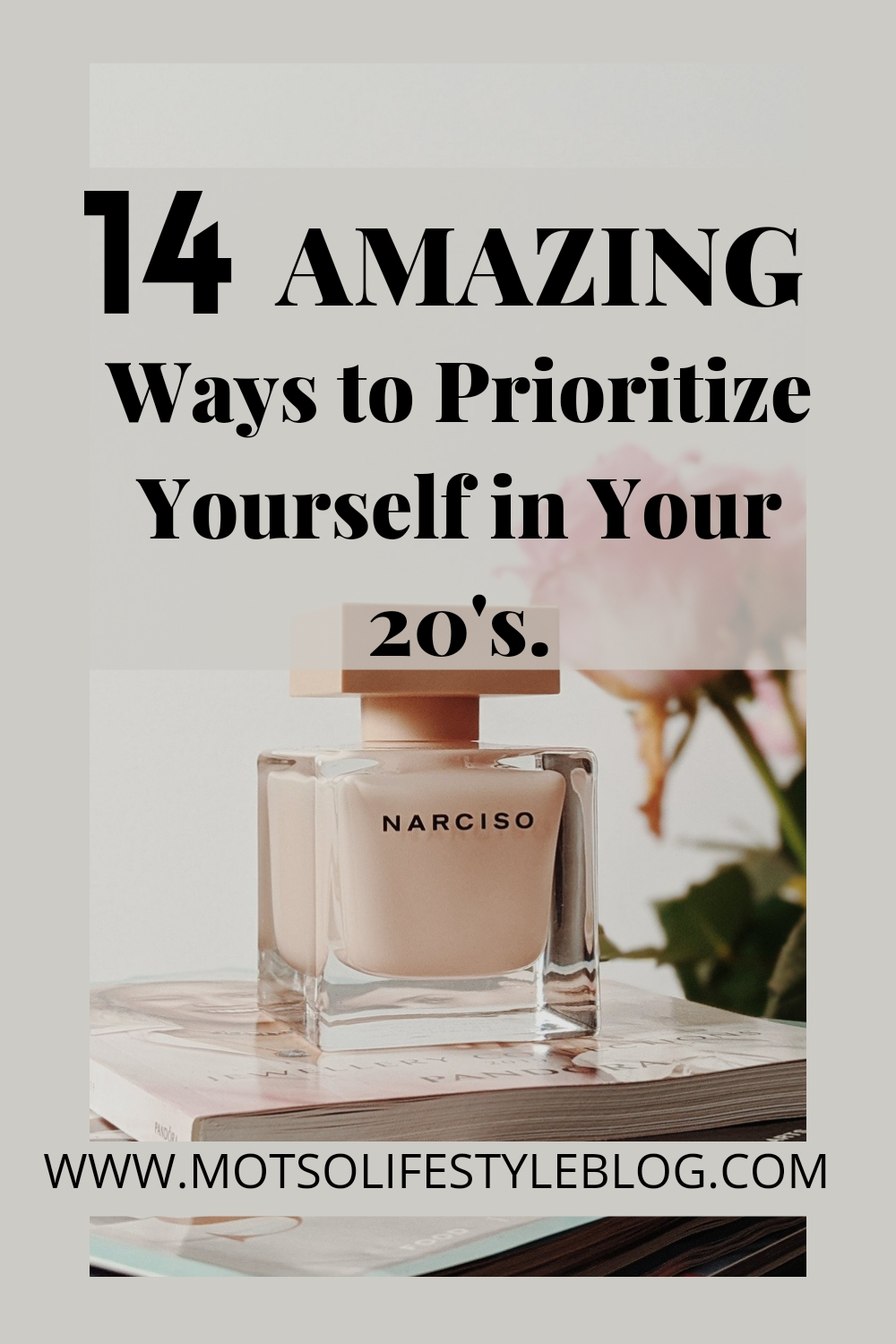14 Amazing Ways to Prioritize Yourself in Your 20s pin
